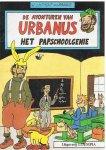 Linthout / Urbanus - De avonturen van Urbanus 3 - Het papschoolgenie
