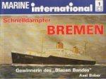 Bober, A - Schnelldampfer Bremen