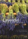 Simonet-Avril, Anne - Lavendel Op het land en in huis, tuin en keuken
