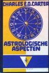Carter, Charles E.O. - Astrologische aspecten