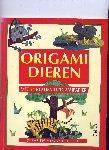 BIDDLE, STEVE & MEGUMI - Origami Dieren - met 24 bladen origamipapier