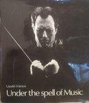 VÁMOS, László - Under the spell of music