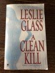 Leslie Glass - A Clean Kill