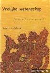 Helslooot, Niels - Vrolijke wetenschap. Nietzsche als vriend