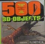 Diverse auteurs - 500 3D models and 500 images. 3D-objects