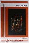 Alblas, Kees - Muziek voor orgel *nieuw* --- Psalm 80, Psalm 100, Gezang 487, O Ewigkeit du Donnerwort