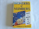 Pickover Clifford A - Wonders of Numbers : Adventures in Mathematics, Mind, and Meaning