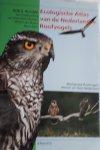 BIJLSMA, Rob G. - Ecologische atlas van de Nederlandse roofvogels