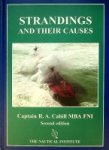 Cahill, Capt. R.A. - Strandings and their causes