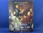 Aries, Philippe and Duby, Georges (general editors) - A history of private life. Vol.III: Passions of the Renaissance.