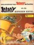Gosginny, R. en A. Uderzo - Asterix en de Koperen Ketel, softcover, goede staat