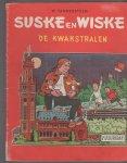 Vandersteen,Willy - Suske en Wiske 47 de kwakstralen eerste druk
