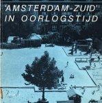 Walda, Dick - Amsterdam-Zuid` in oorlogstijd