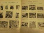 Dupont, P, W. de Zwart en E.J. van Wisselingh - Der Etsen van P.Dupont en W. de Zwart / catalogus