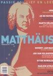 Jong, Marjet de (hoofdredactie) - Matthäus (Passie vol lief en leed)