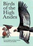 Fjeldsa, Jon & Niels Krabbe (ds1226) - Birds of the High Andes