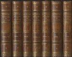 TACITE (Publius Cornelius TACITUS, dit) - DOTTEVILLE (Jean-Henri, trad. de). - Oeuvres de Tacite.  7 volumes. 1799. TACITUS,