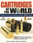 Barnes, Frank C. / Edited by Stan Skinner - Cartridges of the World (A Complete and Illustrated Reference for Over 1500 Cartridges), 11th Edition, 552 pag. paperback, goede staat