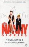 Kraus, Nicola & Emma McLaughlin - The Nanny Diaries. Film Tie-In