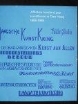 Wagner, Anna - Affiches honderd jaar kunstleven in Den Haag 1866 - 1966