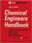 Perry, John H. ed. - Chemical engineers' handbook