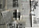 - Aantal (41) knipsels: artikelen over bibliotheken