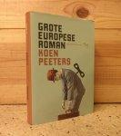 Peeters, Koen - Grote Europese Roman