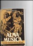 Broekstra, Henk - Alma Musuca; Muziekonderwijs op de Middelbare scholen