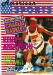 Redactie - 1993 - 3e jaargang American Sports 11 nummers -Tijdschift voor honkbal, basketbal en andere Amerikaanse sporten
