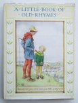 Cicely Mary Barker - A Little Book of Old Rhymes - Collected and illustrated by Cicely Mary Barker