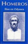 Homeros - Homeros: Ilias  en Odyssea