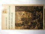 Trevelyan, George Macaulay - Sociale geschiedenis van Engeland