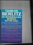 Berlitz - Wonderlyke wereld van de taal / druk 1