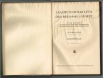 Kuster, Ernst - Anleitung Zur Kultur Der Mikroorganismen