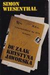 Wiesenthal - Zaak Krystyna Jaworska / druk 1