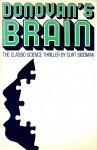 Siodmak, Curt - Donovan's brain. The classic science thriller