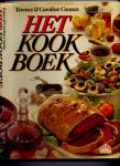 CONRAN, TERENCE & CAROLINE - Het Kookboek = `Een encyclopedie van de kookkunst` - Inhoud: 1) Kopen en voorbewerken van voedingsmiddelen 2)Recepten (500) 3)Keukenapparatuur