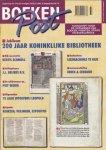 Veer, Janneke van der (redactie) - Boekenpost nr. 37, jaargang 6, september/oktober 1998