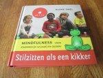 , - Stilzitten als een kikker / mindfulness voor kinderen (5- 12 jaar) en ouders