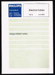 Philips - 6 part 6 Electron tubes july 1983 ; Geiger-Mullertubes