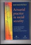 Plamondon, Pierre, e.a. - Actuarial Practice in Social Security
