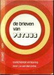 Brink, J.E. van den (toelichtende verklaring van) - De Brieven van Petrus.