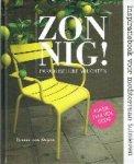 Ooijen, Yvonne van - Zonnig. paradijselijke vruchten  inspiratieboek voor mediterraaen tuinieren