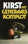 Kirst, Hans Hellmut - HET GENERAALSKOMPLOT