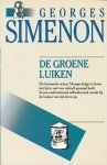 Simenon, Georges - De  groene luiken