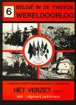 Van de Vijver Herman, Van Doorslaer Rudi, Verhoeyen Etienne - België in de Tweede Wereldoorlog 6 Het verzet deel 2