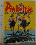 Laan, Dick - Looy, Rein van (ill.) - Pinkeltje en het verdwenen kindercircus