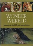 Natuurboeken - Frans Grosfeld - WONDERWERELD. Een keuze uit Walt Disney`s wonderboeken