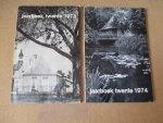Jaarboek Twente / Diverse auteurs - 1974 - Jaarboek Twente -  dertiende jaar