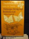 Aalbers Theo e.a. (Nijmeegse Werkgroep Taaldidactiek) - Taaldidactiek aan de basis